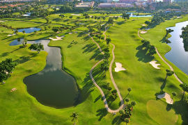 Boca West Country Club Golf Course