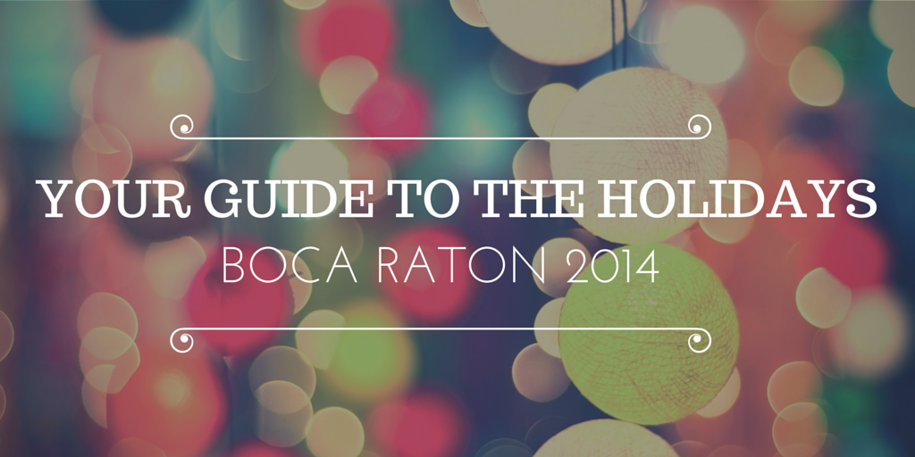 holiday events boca raton