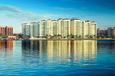 Mizner Grand Condominiums, Named for Addison Mizner
