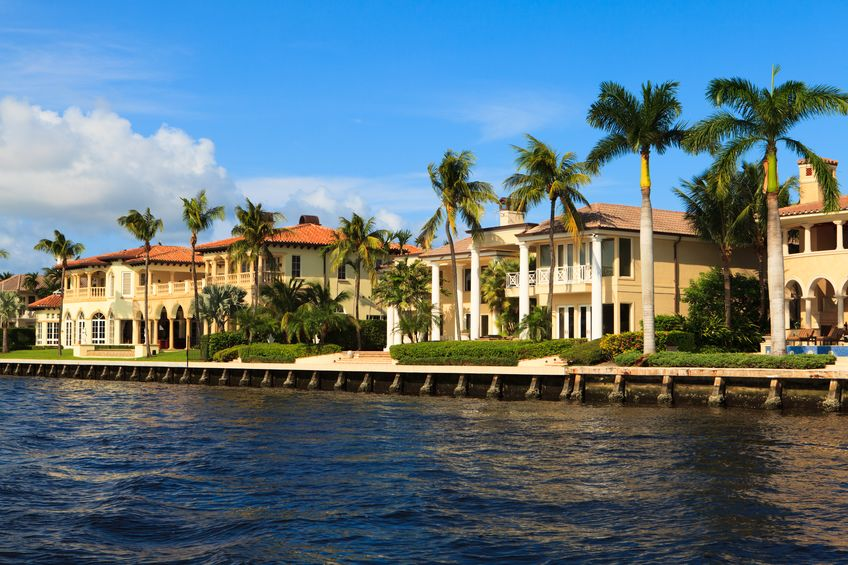 Intracoastal Homes For Sale in Boca Raton